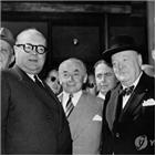 흉상,대통령,처칠,집무실,백악관,영국