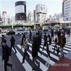 일본,확진,코로나19,전날