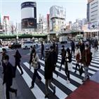 일본,확진자가,하루