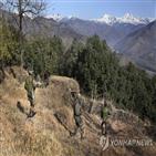 파키스탄,지역,땅굴,인도,인도군