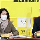 대표,정의,의원,피해자,김종철,장혜영