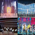 콘서트,세븐틴,무대,온라인,유닛,퍼포먼스