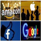 로비,아마존,페이스북,공룡,지난해,자금