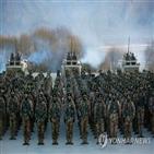인민해방군,전쟁,중국,연합작전,5개년,계획