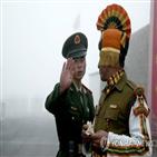인도,중국,충돌,국경,인도군,발생,양국