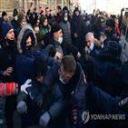 시위,러시아,나발,모스크바,시작,체포,당국,지지,극동,집행유예