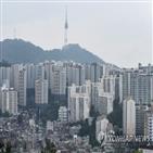 아파트,9억,초과,서울,비중,조사
