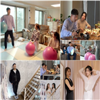 김수현,윤석민,김예령,촬영,화보,다이어트,아내,모녀
