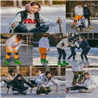 선수,언니,박소연,최다빈,곽민정