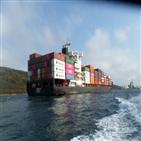 컨테이너,중국,물류비,운송,급등,지금,작년