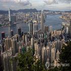 홍콩,인구,데드크로스,감소
