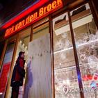네덜란드,경찰,폭력,행위,통행금지,야간