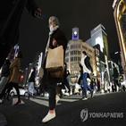 일본,코로나19,긴급사태,심야,이날
