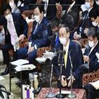 코로나19,중의원,일본,예산안