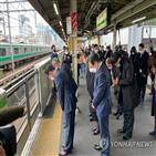 참석,도쿄,한일,고인,추모식,부산,일본