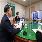 지원,코로나19,한국,부총리,정책