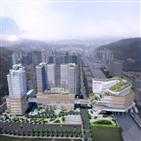 상암,서울시,복합쇼핑몰,착공