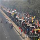 농민,인도,정부,농업,시위,시크교,뉴델리,유통,농산물,생산성