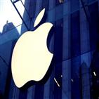 애플,매출,아이폰,발표,판매량,주당순이익