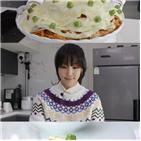 김치,케이크,크레이프,이유리,스토