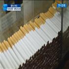 담배,세금,담뱃값,정부,인상,위해,판매량,서민,세수,대통령