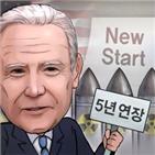 푸틴,뉴스타트,연장,러한,분쟁,러시아