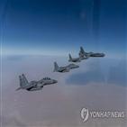 폭격기,이란,바이든,비행
