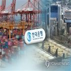 제조업,업황,수출기업,상승,전망,비제조업