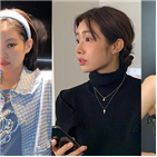 주얼리,네크리스,레이어드,매력,진주