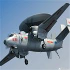 중국,항공모함,조기경보기,시험비행,소식통,인민해방군