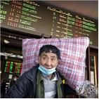 중국,춘제,하락