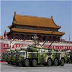 중국,대함,프로그램,미사일,미국,탄도미사일