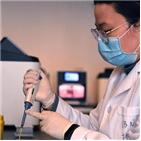 중국,검사,유전자,연구