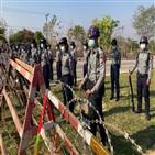 미얀마,미국,중국,군부,제재,바이든,쿠데타,아시아,대통령,반응