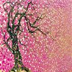 나무,매화,임옥상,전시,이번,연작,생명력