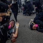 홍콩,중국,추천,노벨평화상,의원,민주화운동,후보,의회,노르웨이