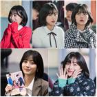 수아,강민아,촬영,여신강림,시청자,최수아,배우,에너지