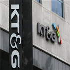 KT&G,판매량,성장