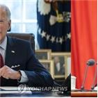 중국,바이든,미국,관계,대통령,통화