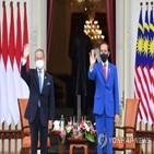 아세안,미얀마,인도네시아,말레이시아,대통령