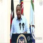 대통령,루토,케냐,부통령,대선,참석,최근,행사,내년