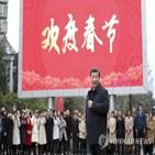 중국,주석,시진핑,민족