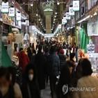 가격,지난해,전통시장,대형유통업체,상승,소고기