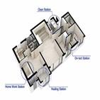공간,힐링,현대엔지니어링,주거상품,주방,시대,트렌드