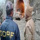 구조,터널,작업,홍수,인도,수력발전소,노동자