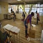 후보,에콰도르,대선,대통령,아라우스,결선,투표,코로나19