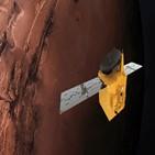 화성,궤도,진입,우주,탐사선,성공,아랍권,아말