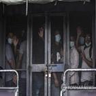 미얀마,난민,말레이시아,송환,불법