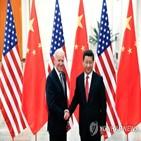 중국,통화,정상,바이든,대통령