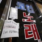 폐업,영업,집합금지,지난달,서울,오후,전년,조치